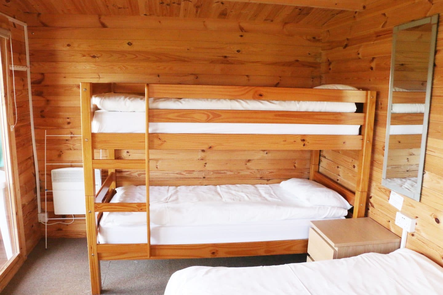 New Cosy Cabins