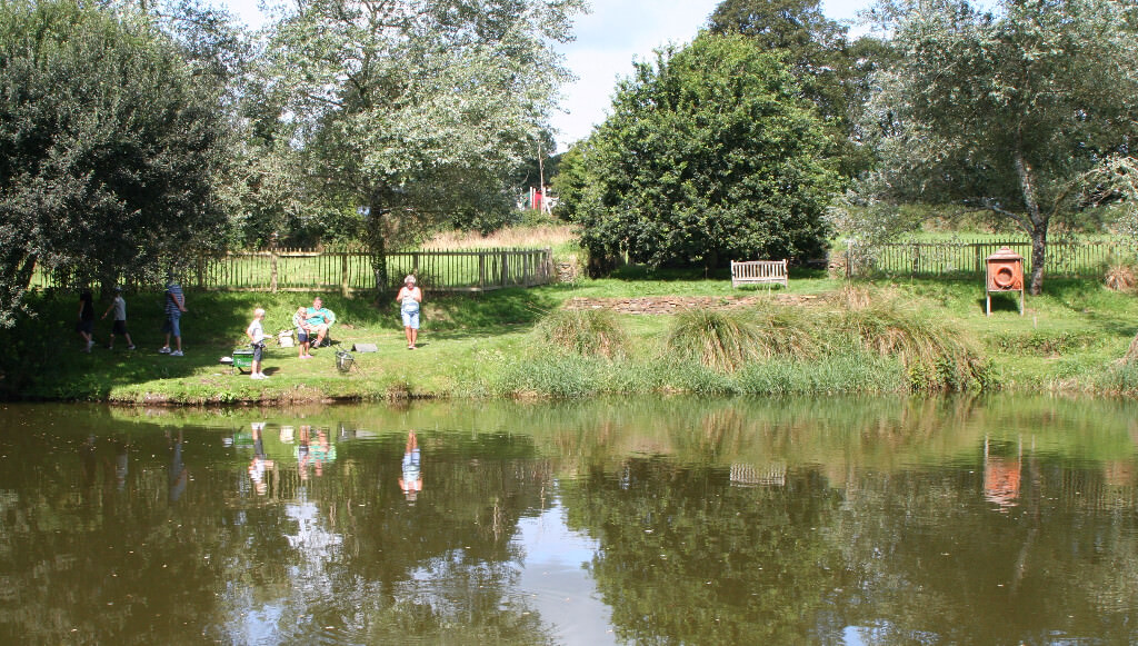 Meadow Lakes Fishing