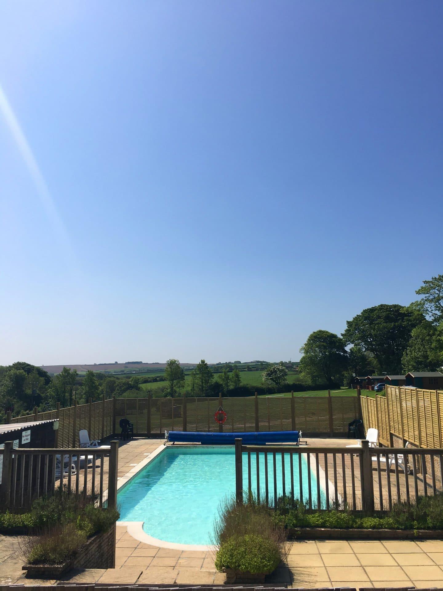 Cornwall Swimming Pool