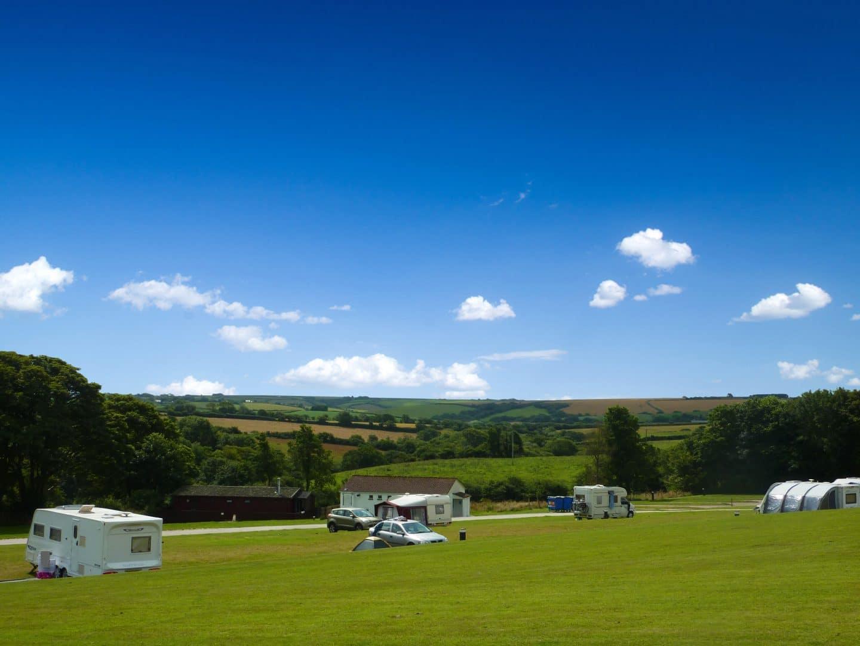 Meadow Lakes Holiday Park Camping Holidays Cornwall Touring Holidays Cornwall