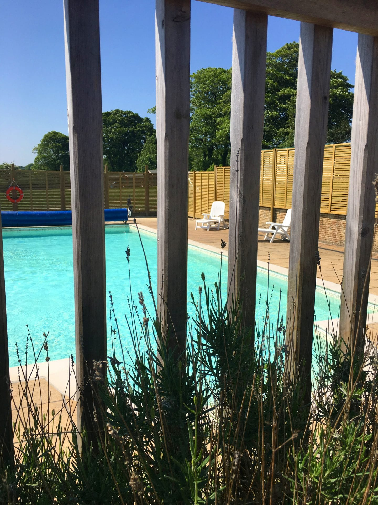 Cornwall Swimming Pool Holidays