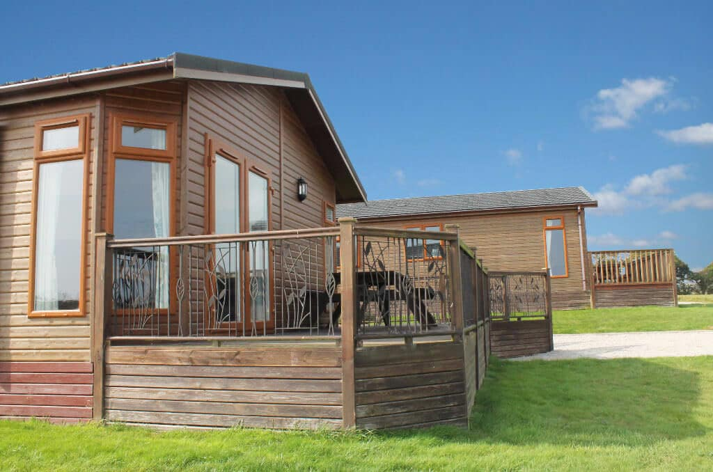Lodges with Hot Tubs Cornwall