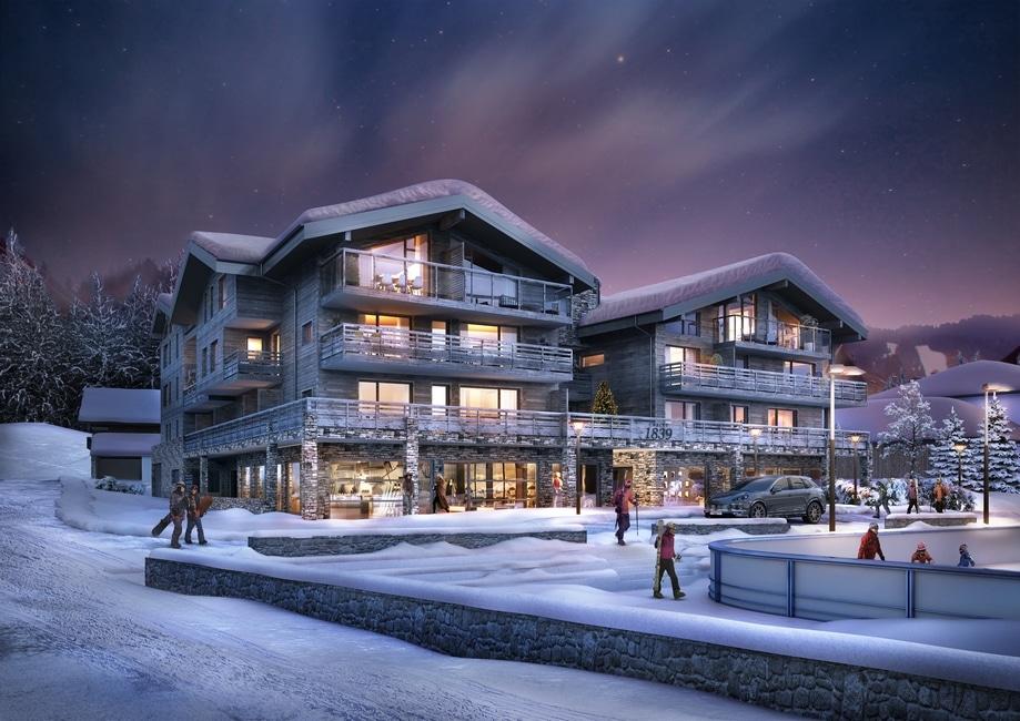 Ski Properties for Sale in France