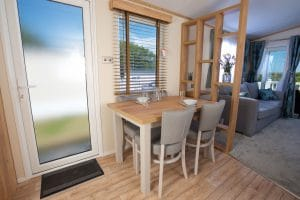 Meadow Lakes Holiday Park Goldfinch Accommodation